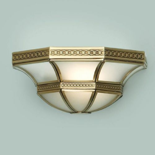 Balfour Wall Light (Art Deco, Modern Classic, Traditional, Wall Lamp) SN02W